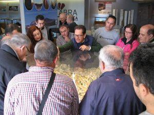 Visita de la Asociación Nautilus a Cabra Jurásica